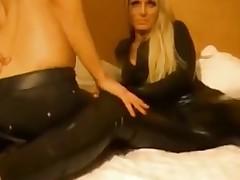 fetish leather