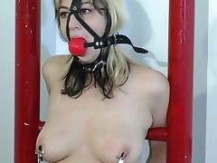 bondage fingering