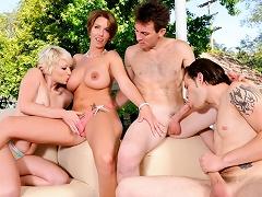 bisexual group