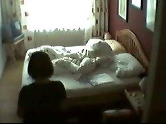 bed bedroom