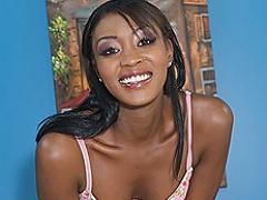 ebony hottie