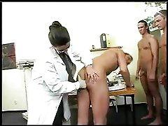 doctor gangbang