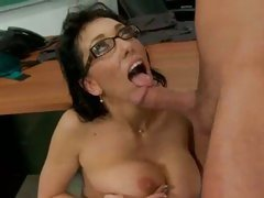 cum in mouth mouth