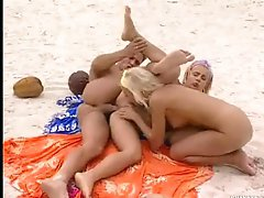 anal sex beach
