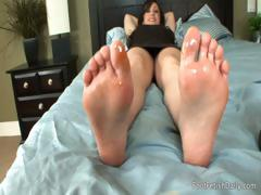 bed foot