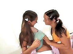 lesbian teen tight