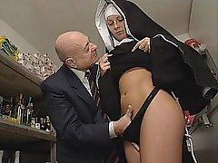 dirty nun