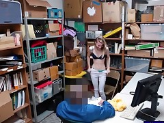 office pounded