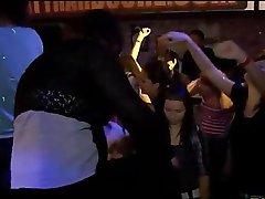 cop dancing