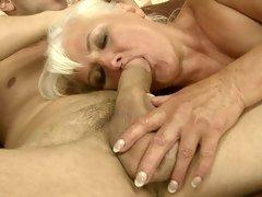 granny horny