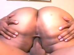 bbw black butt