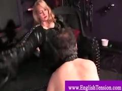 dominatrix slave