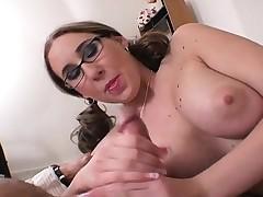 handjob nympho