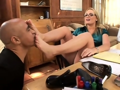 fetish foot
