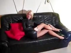 hottie leather