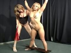 bondage horny