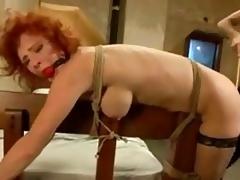bondage bra