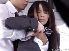 beautiful groping