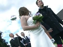 bride horny