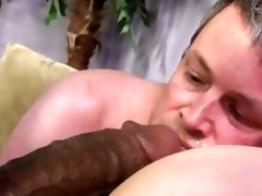 black cock sucking