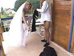 bride pleasure