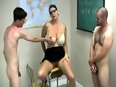 hooters teacher