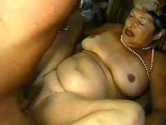 granny hairy