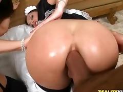 bubble butt butt